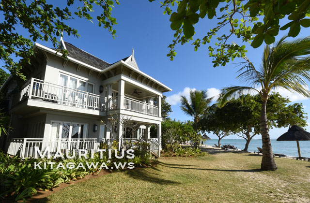 Beach Front Suite, The St. Regis Mauritius Resort