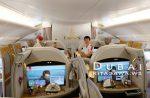 エミレーツ A380 ファーストクラス 搭乗記