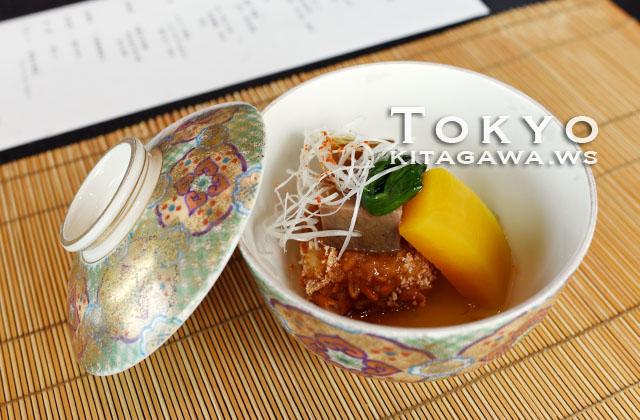 シャングリラホテル東京 和食