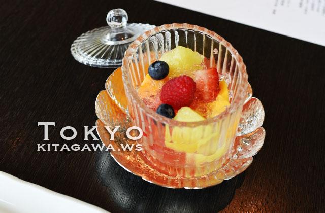 シャングリラホテル東京 レストラン