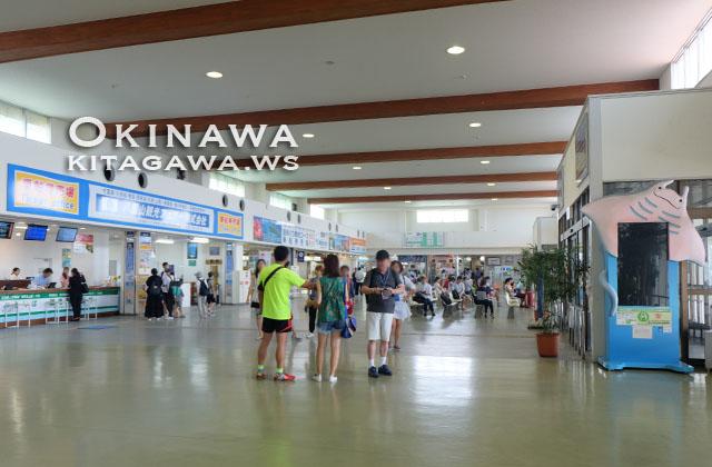 石垣島フェリーターミナル
