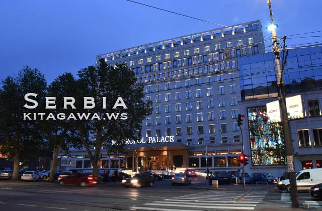 メトロポール パレス ラグジュアリー コレクション ホテル