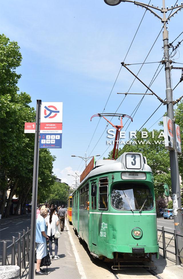 セルビア旅行記 ベオグラード観光