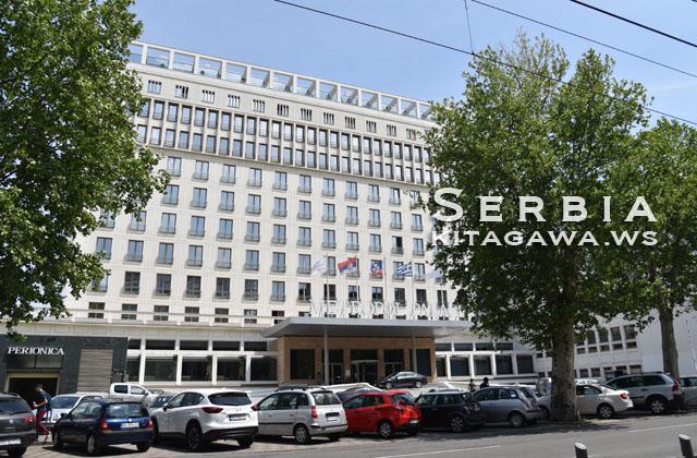メトロポールパレス ラグジュアリーコレクションホテル ベオグラード