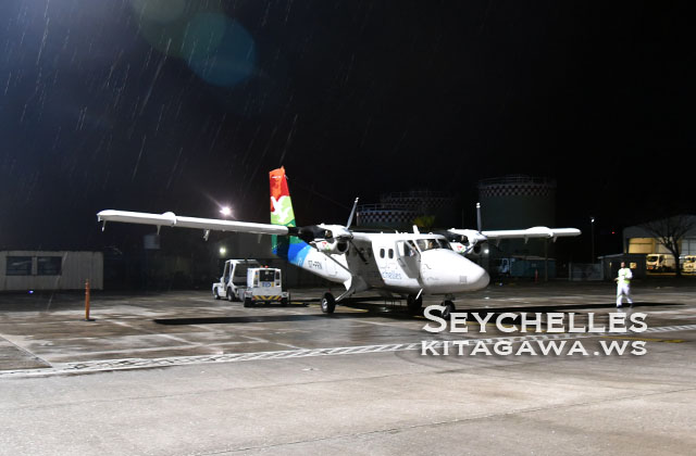 Air Seychelles DHC-6 Twin Otter