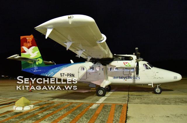 エアセイシェル DHC-6 Twin Otter