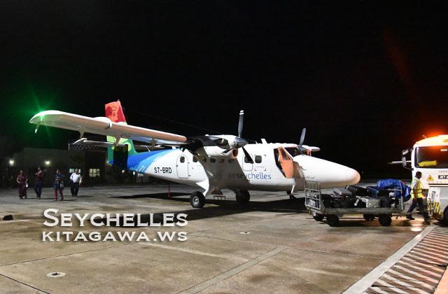 セーシェル航空 DHC-6