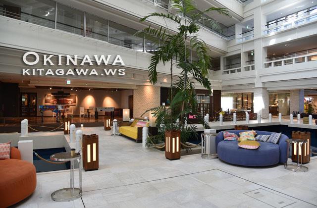 Sheraton Okinawa Sunmarina Resort Hotel