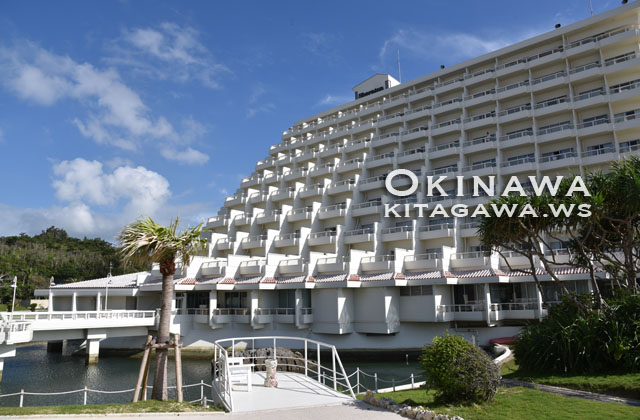 シェラトン沖縄サンマリーナリゾートホテル