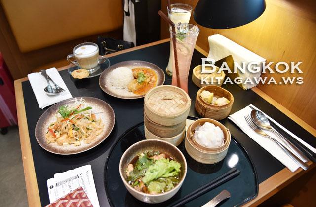 Cathay Pacific Lounge Bangkok