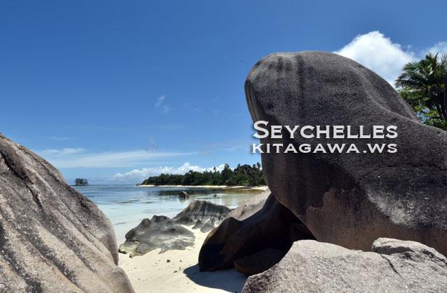 Anse Source d'Argent Seychelles
