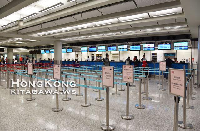 香港国際空港からマカオ 船 フェリー