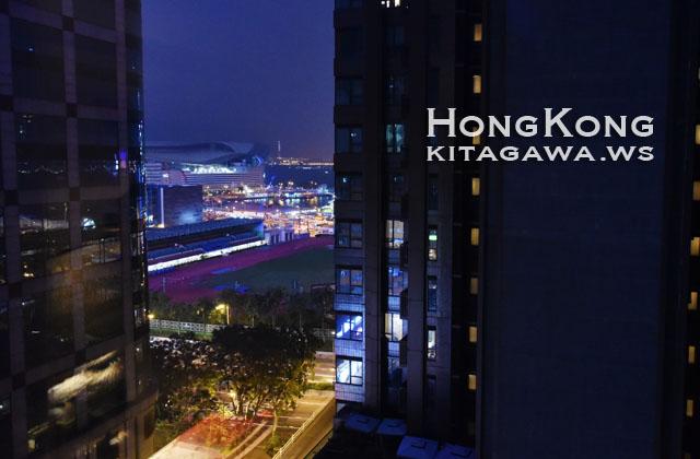 香港島 ホテル