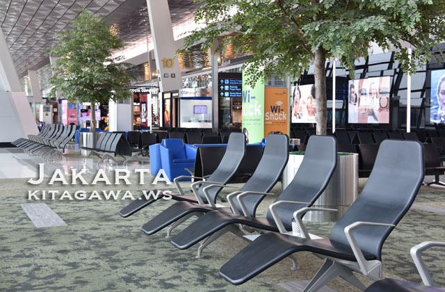 ジャカルタ空港 ターミナル3