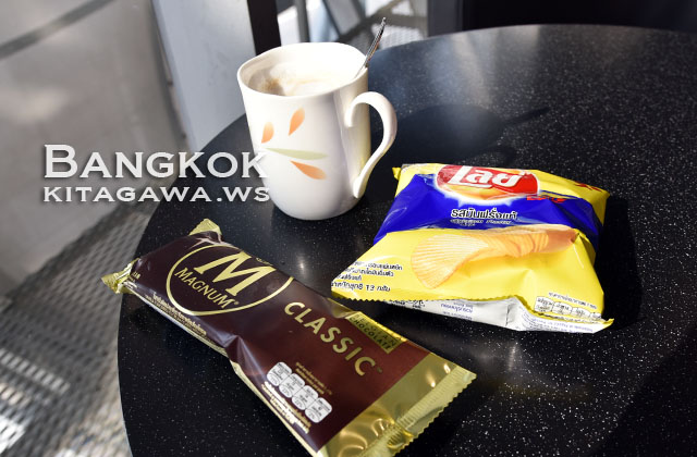 Eva Air Lounge Bangkok