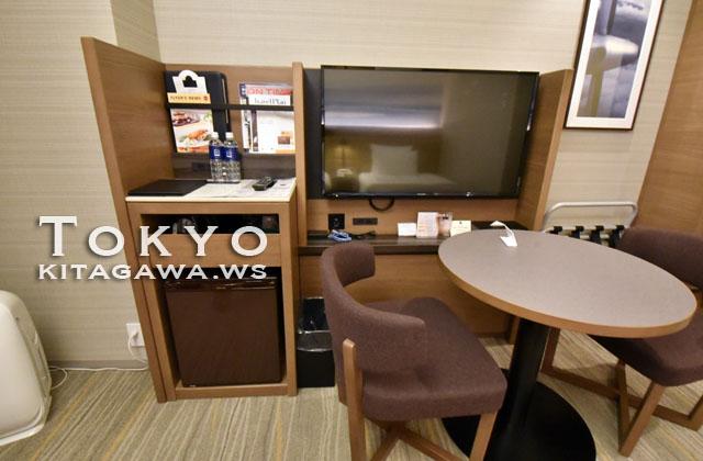 羽田エクセルホテル東急 宿泊記