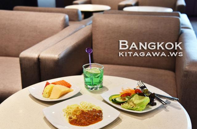 タイ航空 バンコク ラウンジ