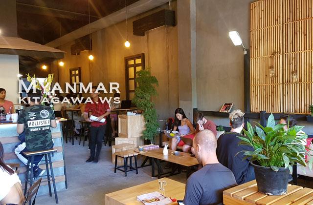 Cafe Salween Yangon
