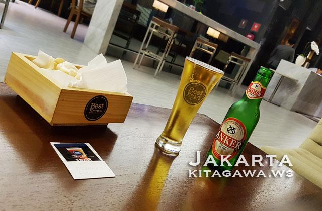インドネシア ANKER ビール
