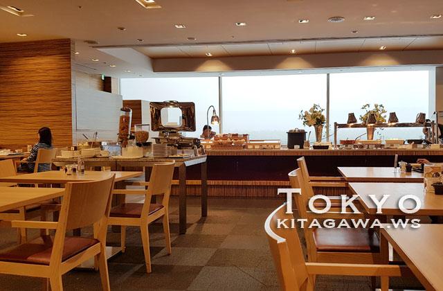 羽田エクセルホテル東急 レストラン