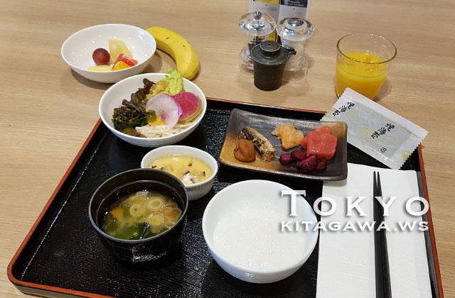 羽田エクセルホテル東急 朝食