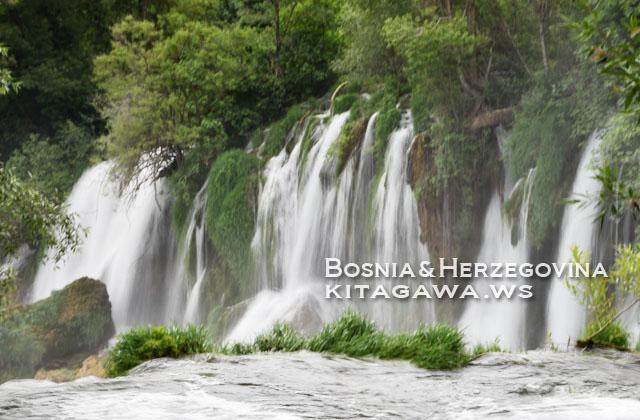 Kravica Waterfall クラビカの滝