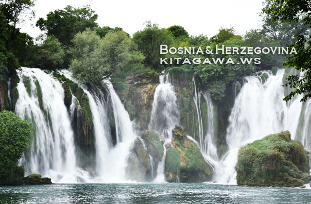 Kravica Waterfall, Bosnia and Herzegovina