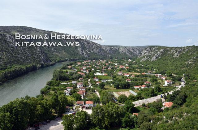 ポチテリ 絶景 ボスニアヘルツェゴビナ