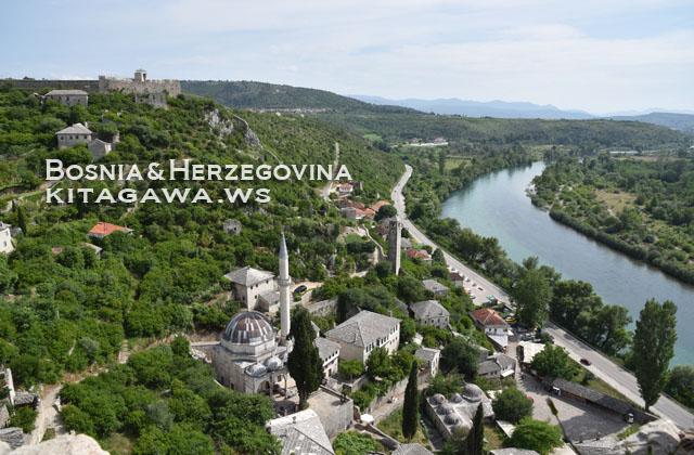 ポチテリ 観光 ボスニアヘルツェゴビナ