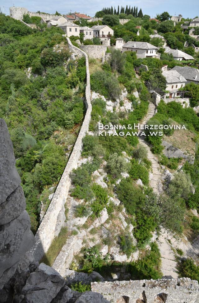 ポチテリ 城壁