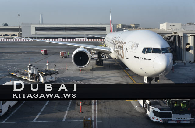 Emirates Boeing777-300ER