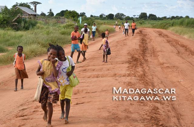 マダガスカル旅行
