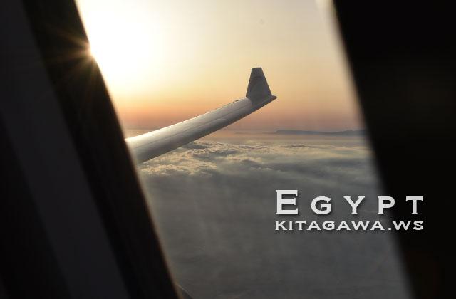 エジプト航空ビジネスクラス評判