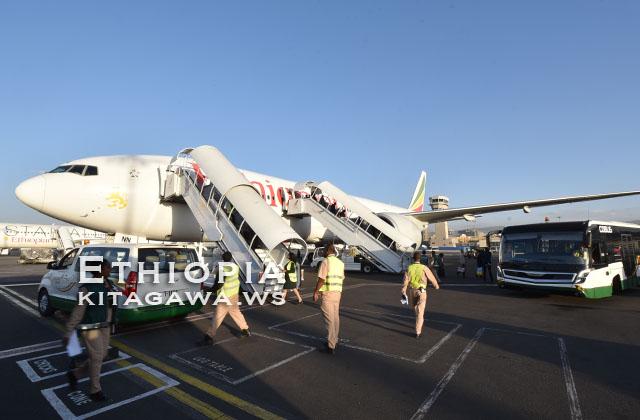Ethiopian Airlines B777-200LR