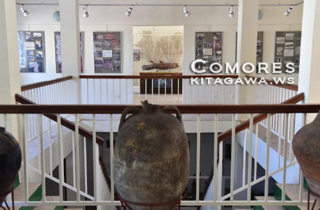 コモロ博物館 シーラカンス