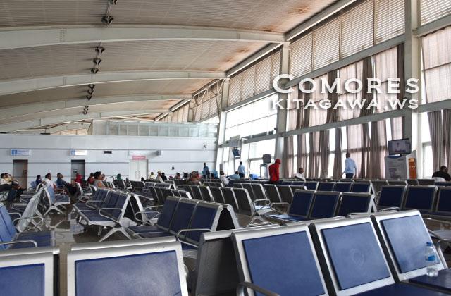 ハハヤ空港