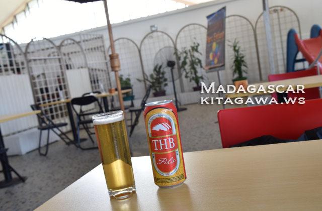 マダガスカルTHBビール