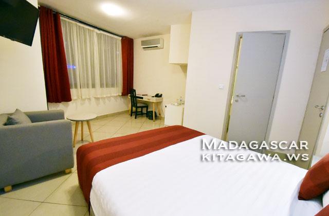 アンタナナリボ ホテル Lova Hotel