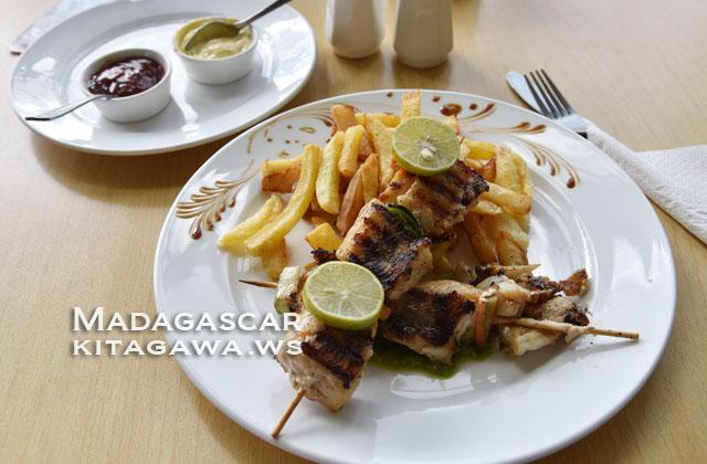 マダガスカル料理レストラン