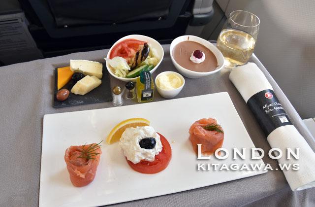 トルコ航空 ビジネスクラス