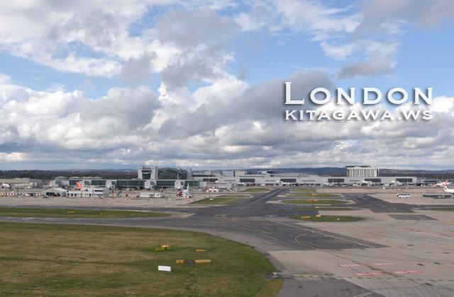 ロンドン ガトウィック国際空港
