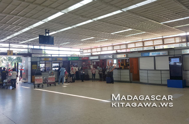 マダガスカル SIMカード