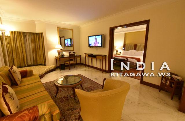 ITCムガール ラグジュアリーコレクションホテル アグラ マリオット宿泊記ブログ