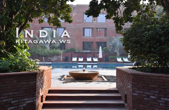 アグラ最高級ホテル