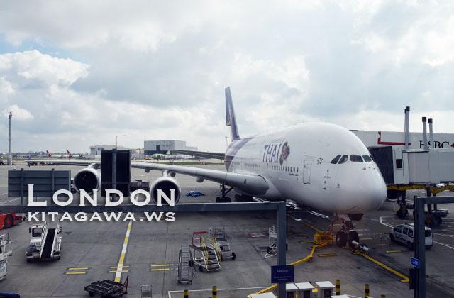 Thai Airways A380-800