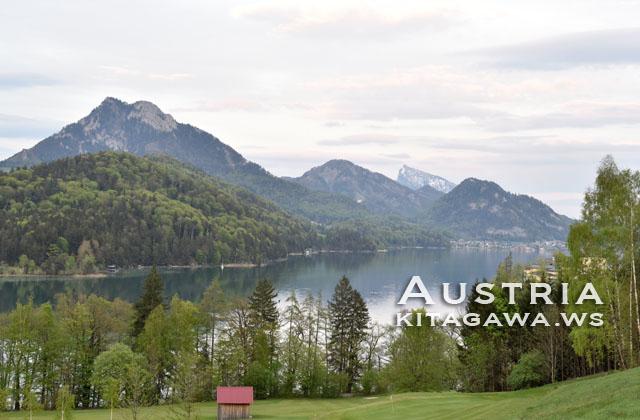 フシュル湖 オーストリア