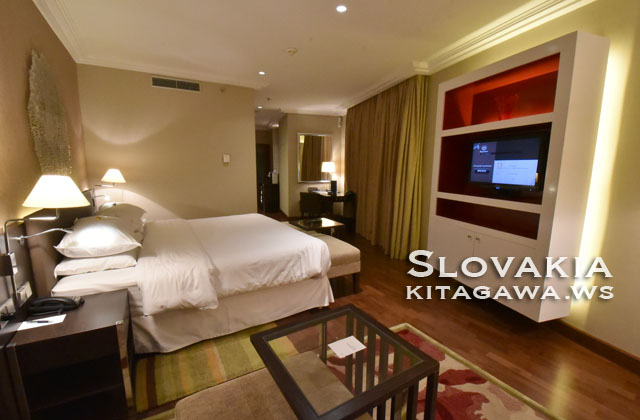 Sheraton Bratislava Hotel, Slovakia