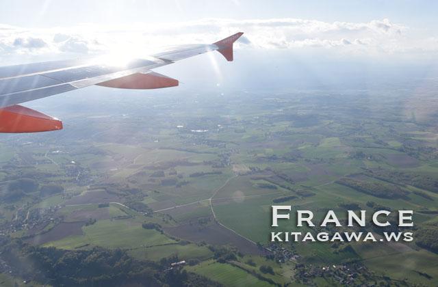 イージージェット フランス