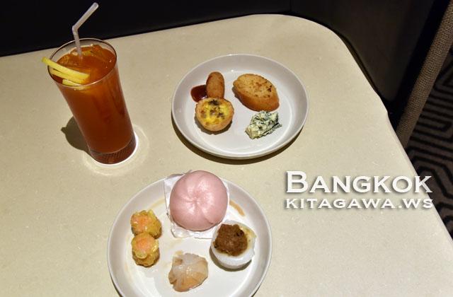 バンコク シンガポール航空 スターアライアンスラウンジ