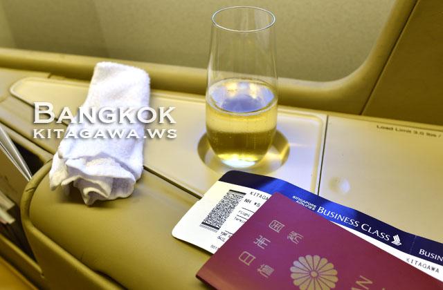 シンガポール航空 ビジネスクラス搭乗記ブログ